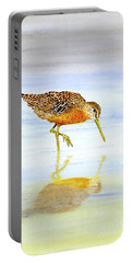 Short-billed Dowitcher Portable Battery Charger