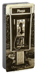 Short Stack Pay Phone Portable Battery Charger