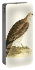 Short Toed Eagle Portable Battery Charger by English School