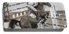 Show Jumping La Island Portable Battery Charger