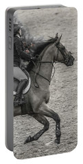 Show Jumping Teamwork Portable Battery Charger