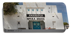 Show Tonight Amargosa Opera House Portable Battery Charger