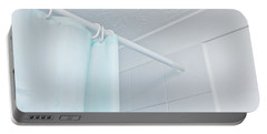 Shower Curtain Portable Battery Charger