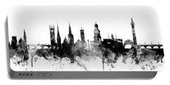 Shrewsbury England Skyline Portable Battery Charger