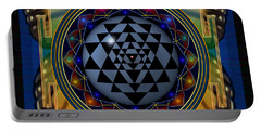 Shri Yantra 1 Portable Battery Charger