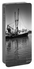 Shrimp Boat Portable Battery Charger