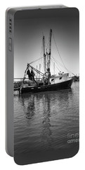Shrimp Boat Portable Battery Charger