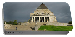 Shrine Of Remembrance Portable Battery Charger