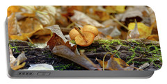 'shrooms Portable Battery Charger