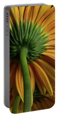 Shy Daisies Portable Battery Charger