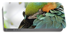 Shy Macaw Portable Battery Charger