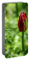 Shy Tulip Portable Battery Charger