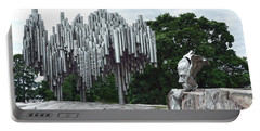 Sibelius Monument Portable Battery Charger