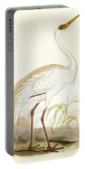 Siberian Crane Portable Battery Charger by English School