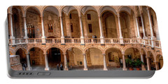 Sicilian Parliament Bldg Portable Battery Charger