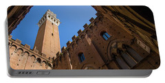 Siena Clock Tower Portable Battery Charger