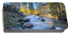 Sierra Mountain Stream Portable Battery Charger