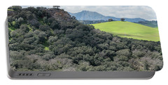 Portable Battery Charger featuring the photograph Sierra Ronda, Andalucia Spain 2 by Perry Rodriguez