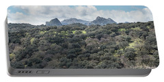 Portable Battery Charger featuring the photograph Sierra Ronda, Andalucia Spain by Perry Rodriguez