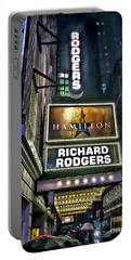 Sights In New York City - Hamilton Marquis Portable Battery Charger