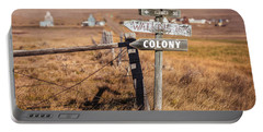 Sign Post Portable Battery Charger