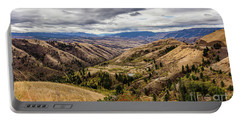 Silence Of Whitebird Canyon Idaho Journey Landscape Photography By Kaylyn Franks  Portable Battery Charger