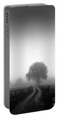 Silent Morning  Portable Battery Charger by Franziskus Pfleghart