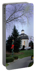 Silent Night Chapel Portable Battery Charger