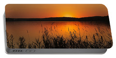 Silent Sunset Portable Battery Charger