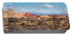 Silica Dome - Valley Of Fire Portable Battery Charger