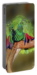 Silly Amazon Parrot Portable Battery Charger