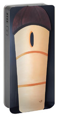 Silo Portable Battery Charger by Brenda Bonfield