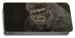 Silver Backed Gorilla Portable Battery Charger