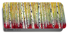 Silver Birches Portable Battery Charger