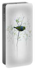 Silvereye Portable Battery Charger by Ivana Westin