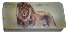 Simba Portable Battery Charger by Sandra Phryce-Jones