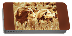 Simmental Bull 3 Portable Battery Charger