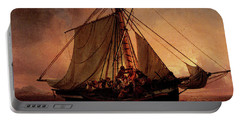 Simonsen Niels Arab Pirate Attack Portable Battery Charger by Niels Simonsen