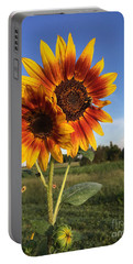 Sunflower  Beauty Portable Battery Charger