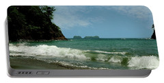 Simple Costa Rica Beach Portable Battery Charger