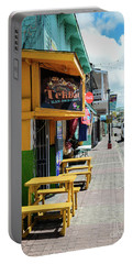 Simple Street View Portable Battery Charger