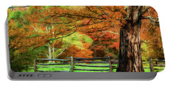 Simply Autumn Portable Battery Charger by Darren Fisher