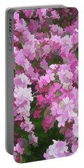 Portable Battery Charger featuring the photograph Simply Soft Beautiful Blossoms by Aimee L Maher Photography and Art Visit ALMGallerydotcom