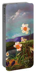 Simply Spring Portable Battery Charger
