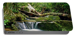 Sims Creek Waterfall Portable Battery Charger