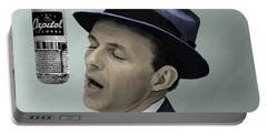 Sinatra - Color Portable Battery Charger