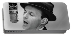 Sinatra Portable Battery Charger by Paul Tagliamonte