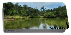 Singapore Botanical Gardens Portable Battery Charger