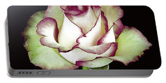 Single Beautiful Rose Portable Battery Charger