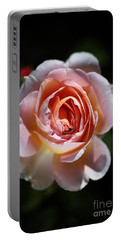 Single Romantic Rose  Portable Battery Charger